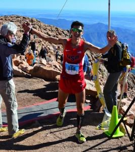 Sage Canaday wins Pikes Peak Ascent and World Mountain Running Association Long Distance Championship