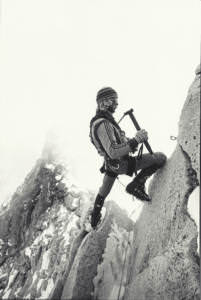 Jeff Lowe on Ama Dablam 1979 by Tom Frost 201x300 - Four Boulder sports icons to be inducted into Boulder Sports Hall of Fame
